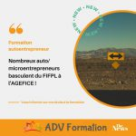 Droits à la formation entrepreneur